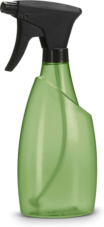 Emsa 518689 - Botella pulverizadora (plástico, tamaño único), Color Fucsia