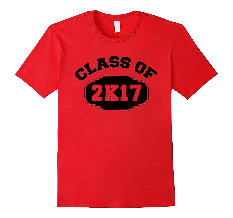2K17 Class of 2K17 2017 Tshirt by Scarebaby-TH
