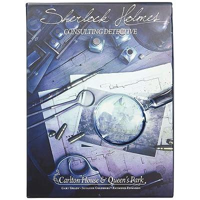Asmodee Sherlock Holmes: Carlton House & Queen's Park: Toys & Games