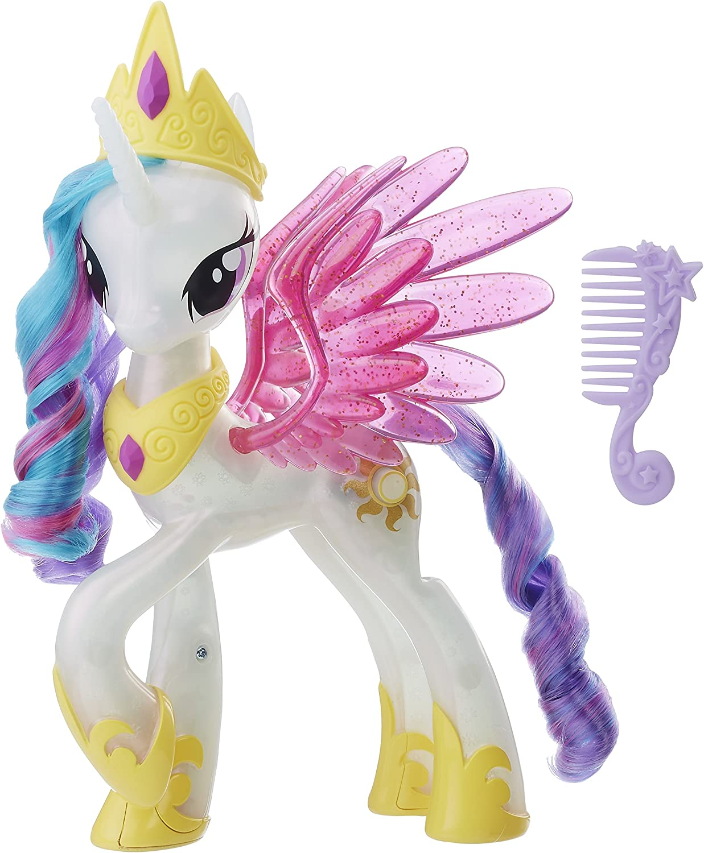 My Little Pony - My Little Pony Princesa Celestia Brillos (Hasbro E0190EU4)