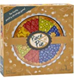 Blue Orange Games Piece of Pie Board Game - New Kids and Family Strategy and Math Game for 2 to 4 Players. Recommended…