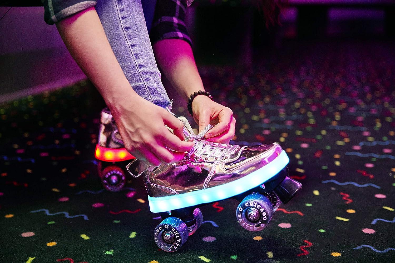 Chicago Skates Pulse Light-Up Quad Little Kid//Big Kid//Adult