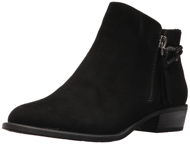 WHITE MOUNTAIN Women's Dart Ankle Boot B074PSN8Y9 6 M US Black