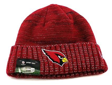 New Era NFL Arizona Cardinals Adult Men NFL Kickoff Reverse Team Knit Beanie  c798ff067