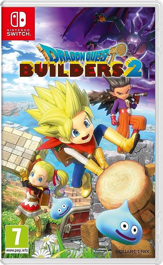 Dragon Quest Builders 2: Amazon.es: Videojuegos