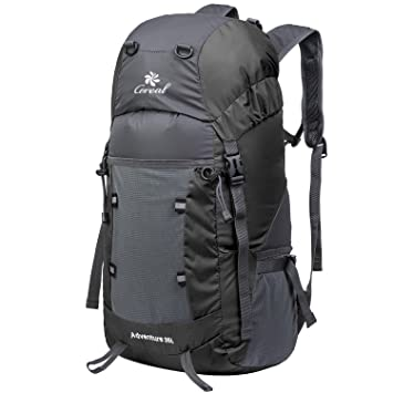 Amazon.com : Coreal Large 35L Lightweight Packable Travel Hiking ...