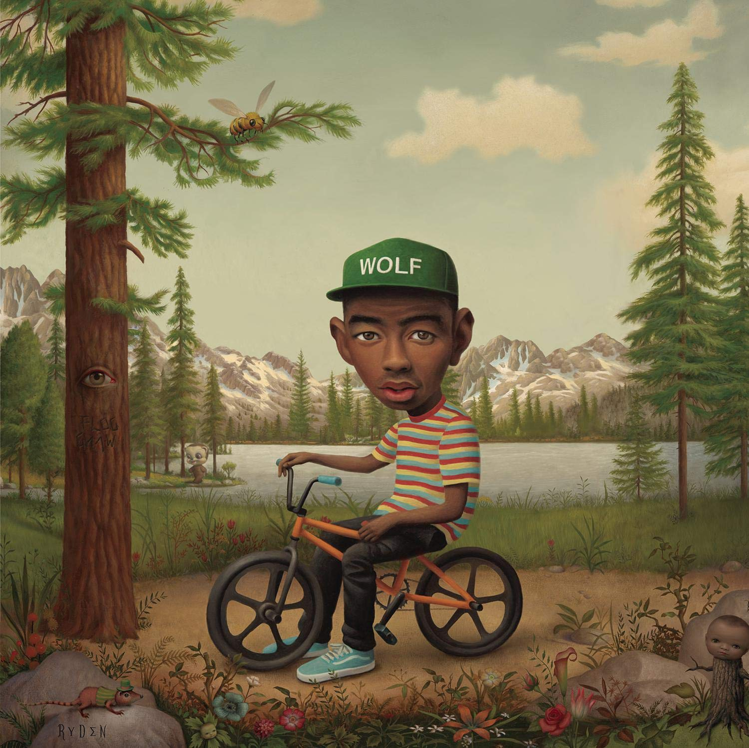 Image result for wolf tyler the creator