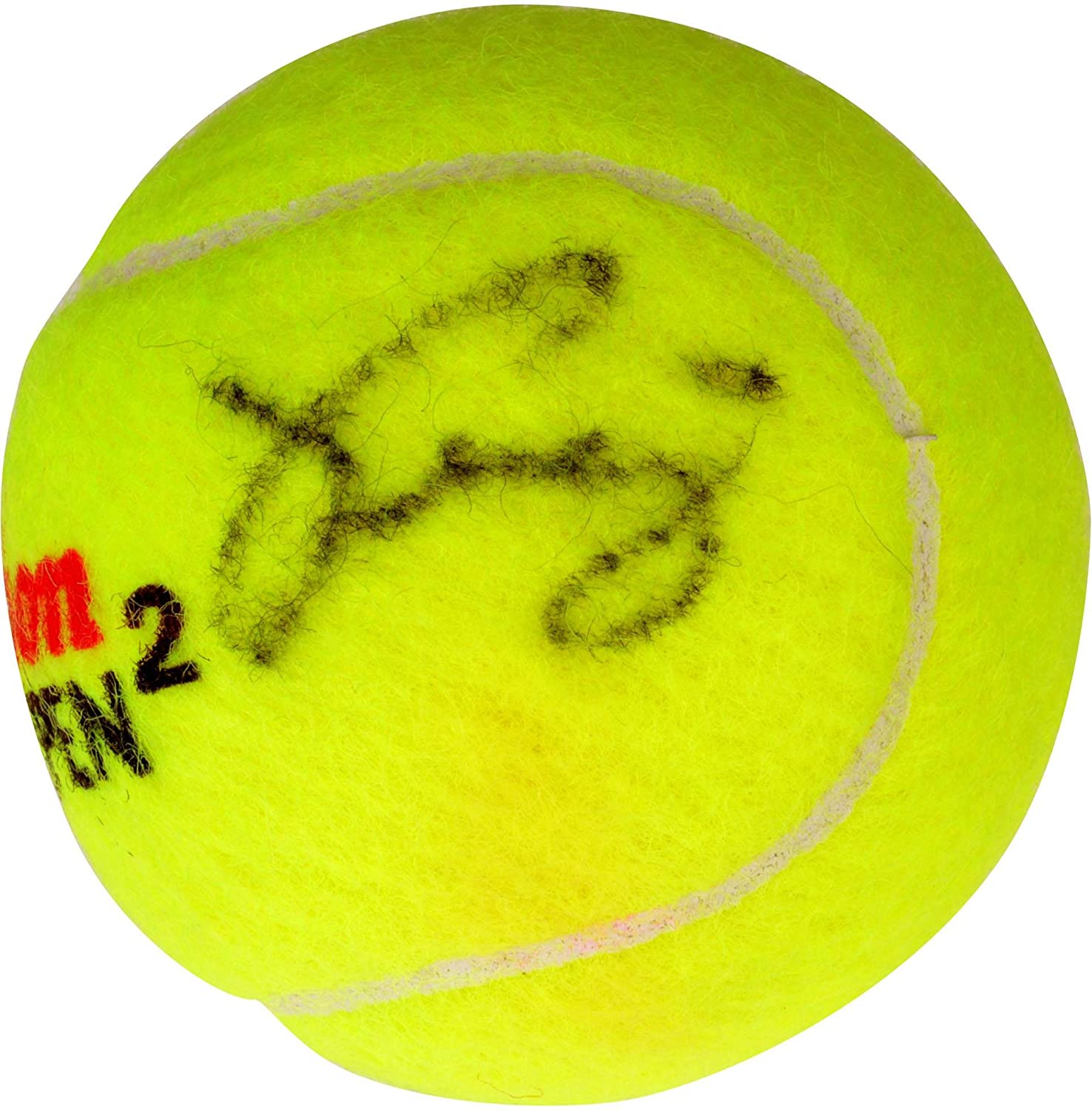 Venus Williams Autographed Wilson US Open Tennis Ball - Fanatics Authentic Certified - Autographed Tennis Balls