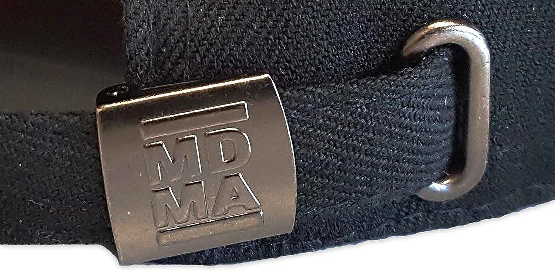 MDMA Original TwoColor Retro Brand Snap Pro Back Cap