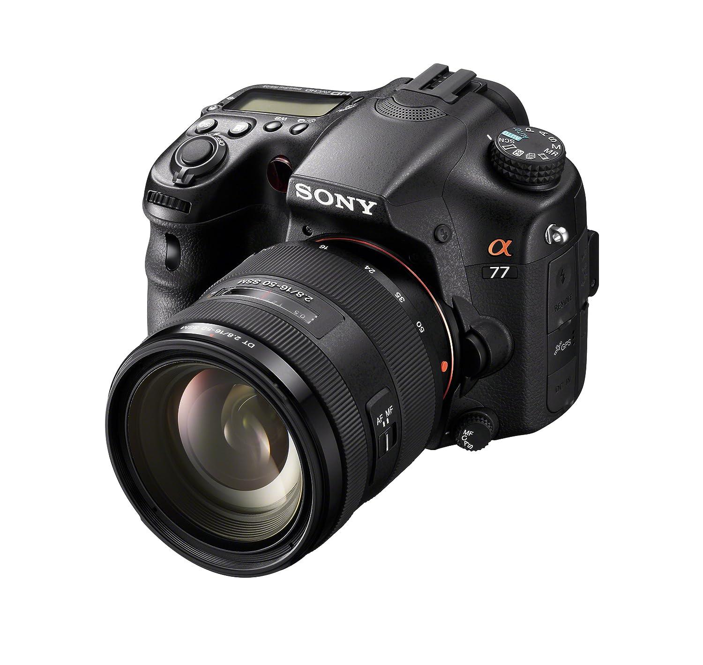Sony SLT-A77VQ SLR 24 MP inkl. SAL 16-50mm DT F2.8 SSM Objektiv