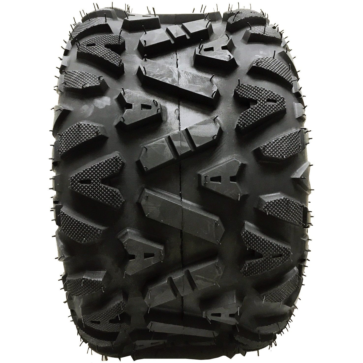 AR DONGFANG 2PCS ATV Tires 25X10X12 JK-600 Quad UTV Go Kart Tires ATV Tire 6PLY Tubeless 25x10-12