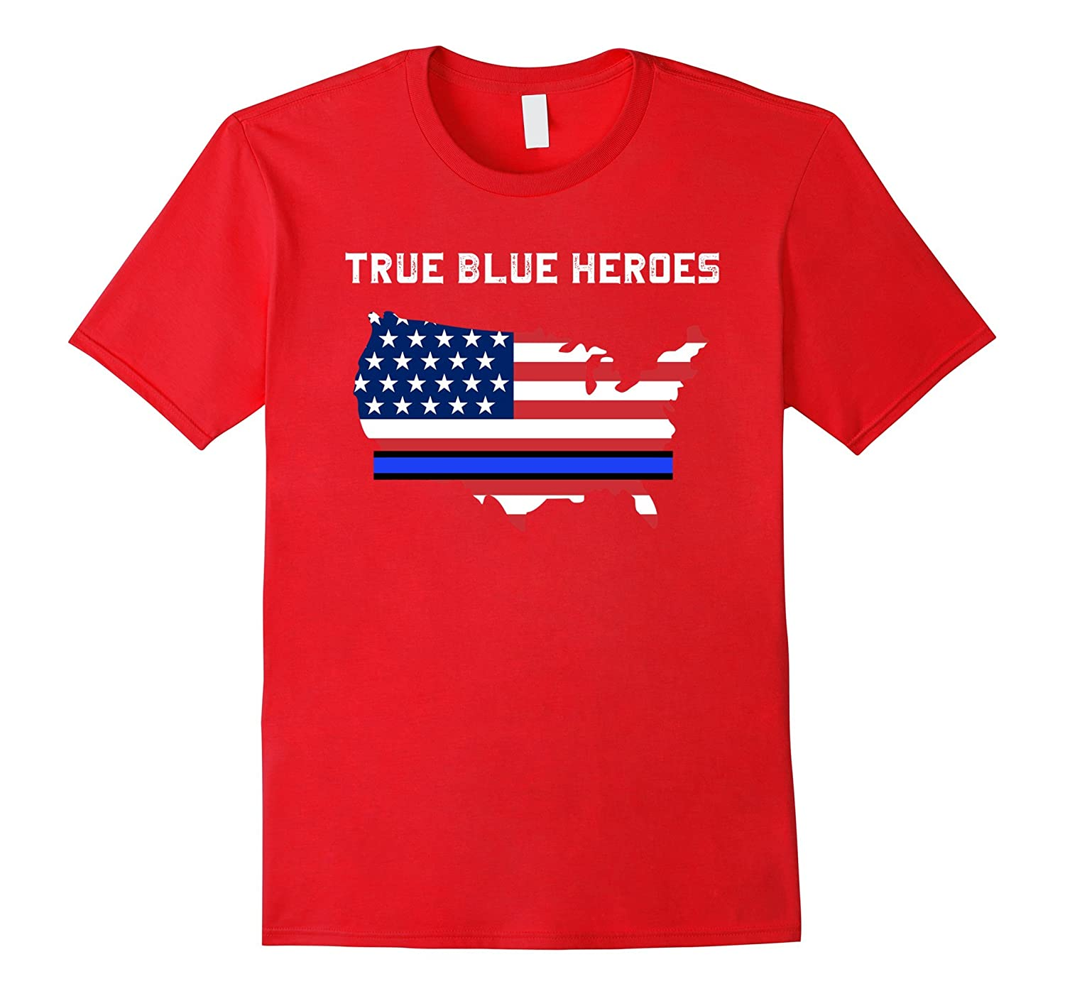 True Blue Heroes-PL
