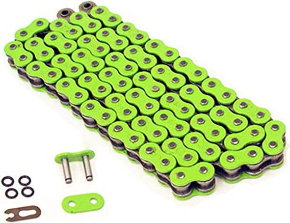 Green 520x94 O-Ring Drive Chain 2008-2014 Kawasaki KFX450R