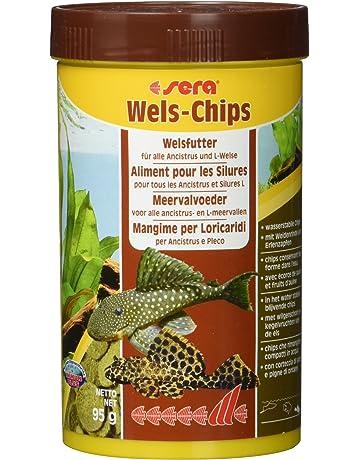 Amazon.es: Comida para peces de acuarios - Acuáticos: Productos para ...