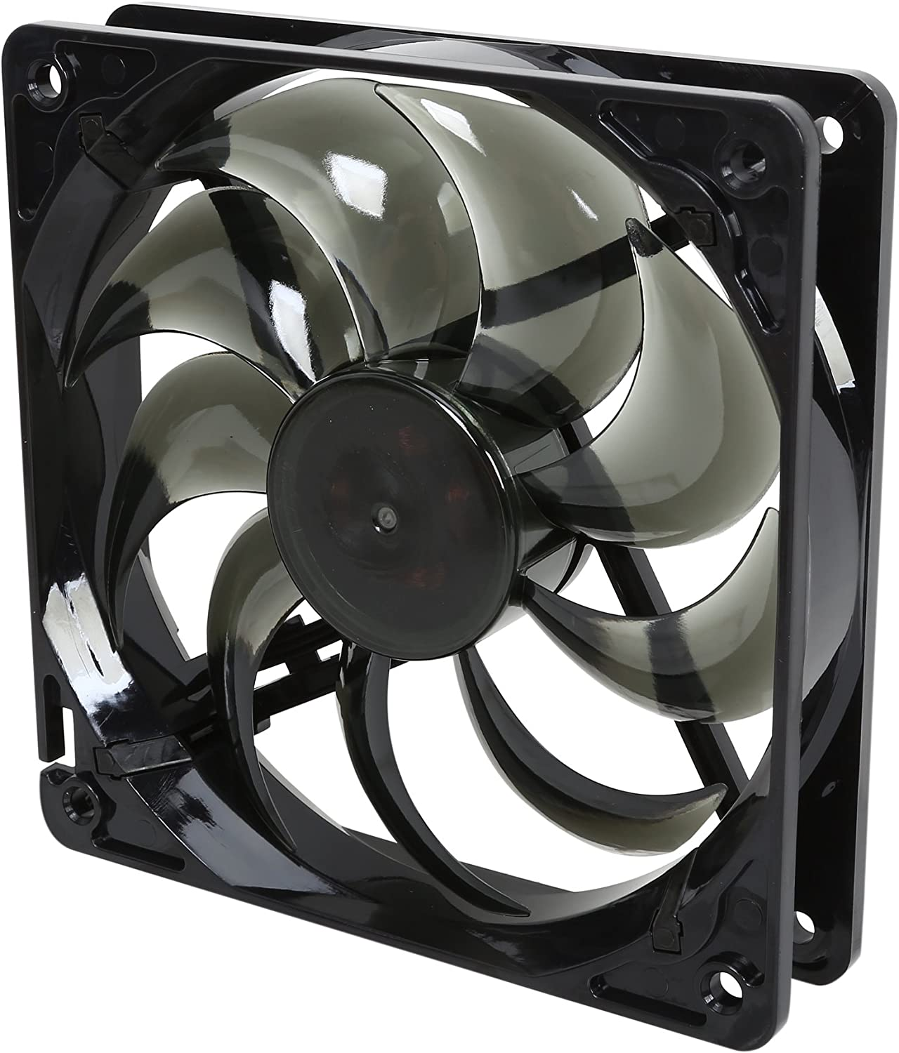 Rosewill 120mm LED Cooling Case Fan for Computer Cases Cooling Blue RFTL-131209B