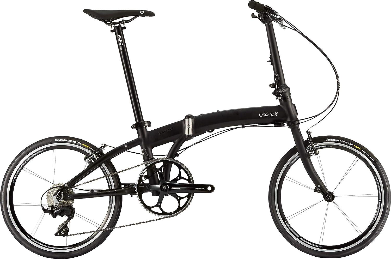 ダホン(DAHON) Mu SLX 11段変速 折りたたみ自転車 19MUSLBK00 ドレスブラック   B07FZRXH8X