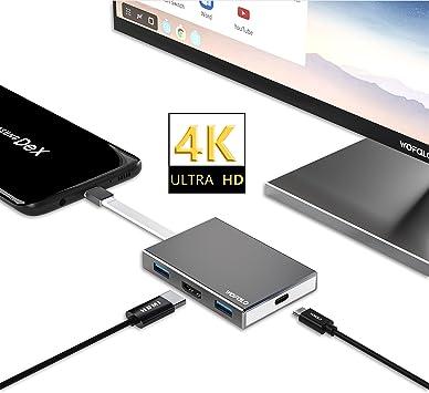 Dex Station para Samsung Galaxy S8/Note 8/Nintendo Switch, Wofalo ...