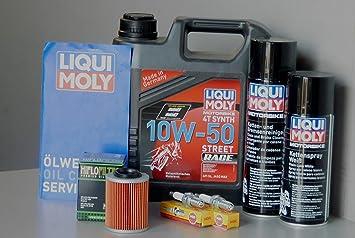 Kit de mantenimiento Can AM DS 650 Inspección Aceite de ...