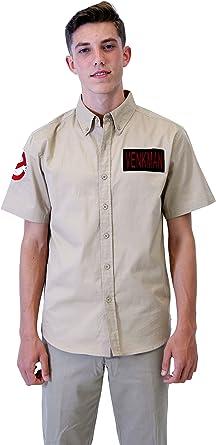 Ghostbusters Los Cazafantasmas Venkman de disfraz botones ...