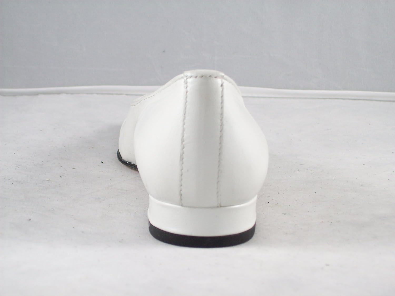 VANELi Women's FC-313 Flat B000PD6AU6 9.5 C/D US|White
