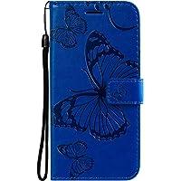 Hoesje voor Galaxy A52 5G Wallet Book Case, Magneet Flip Wallet met Kaarthouders slots Robuuste schokbestendige Bookcase…