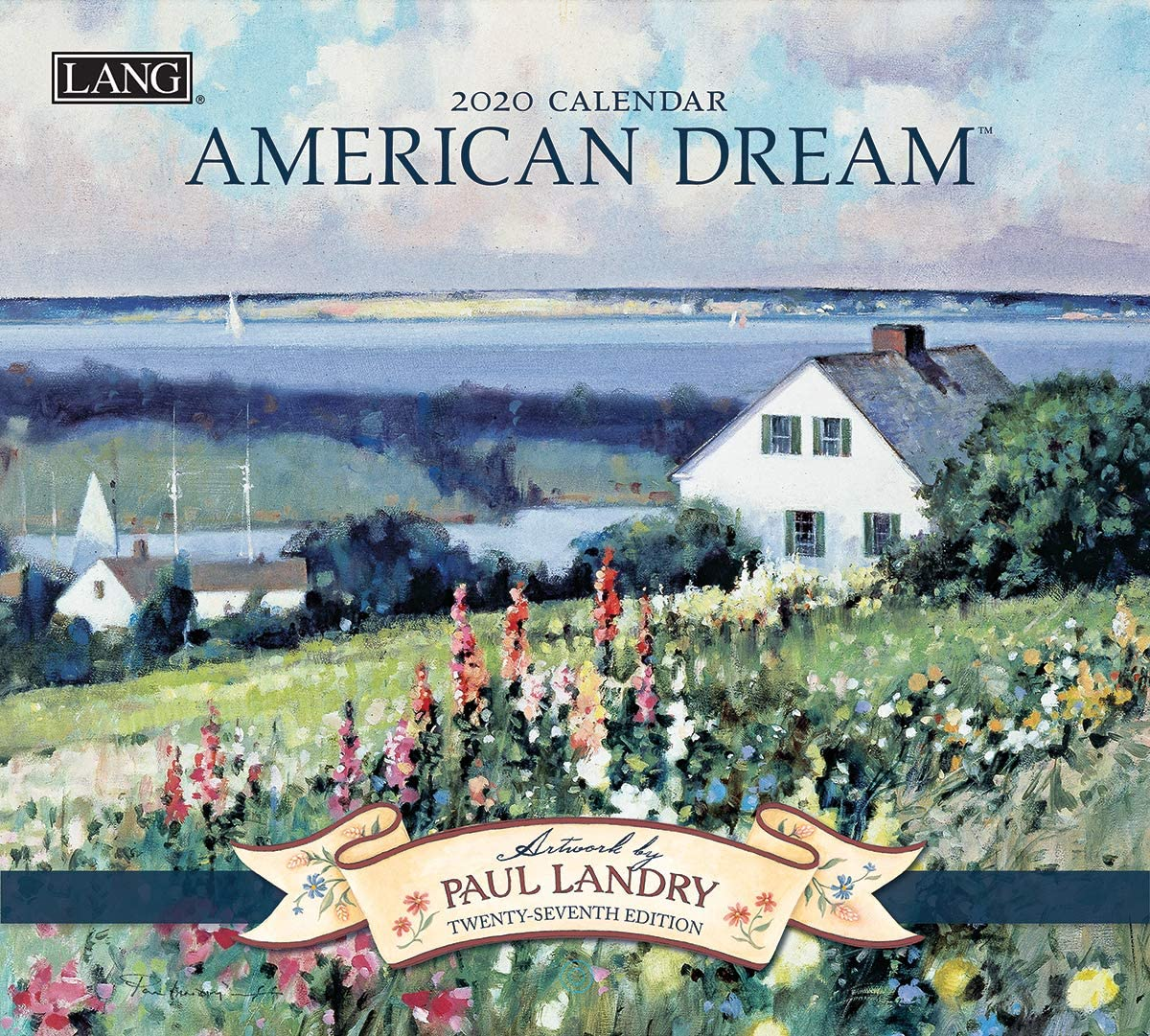 Lang American Dream 2020 Wall Calendar (20991001890)