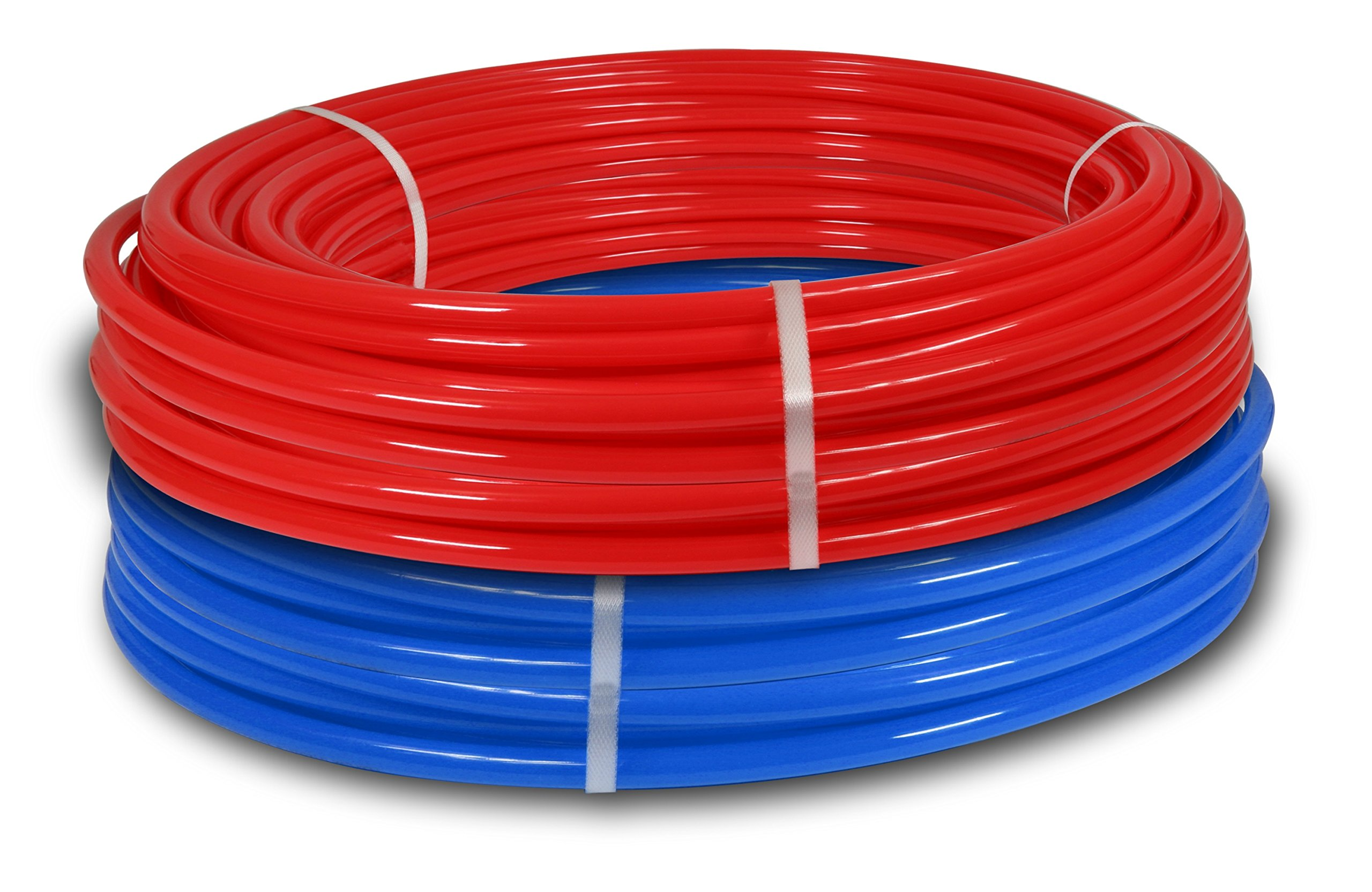 1/2'' X 300'' Pex Tubing Combo (One Red One Blue)