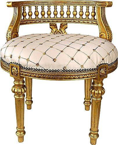 Best living room chair: Design Toscano Mademoiselle Cezanne's French Slipper Chair