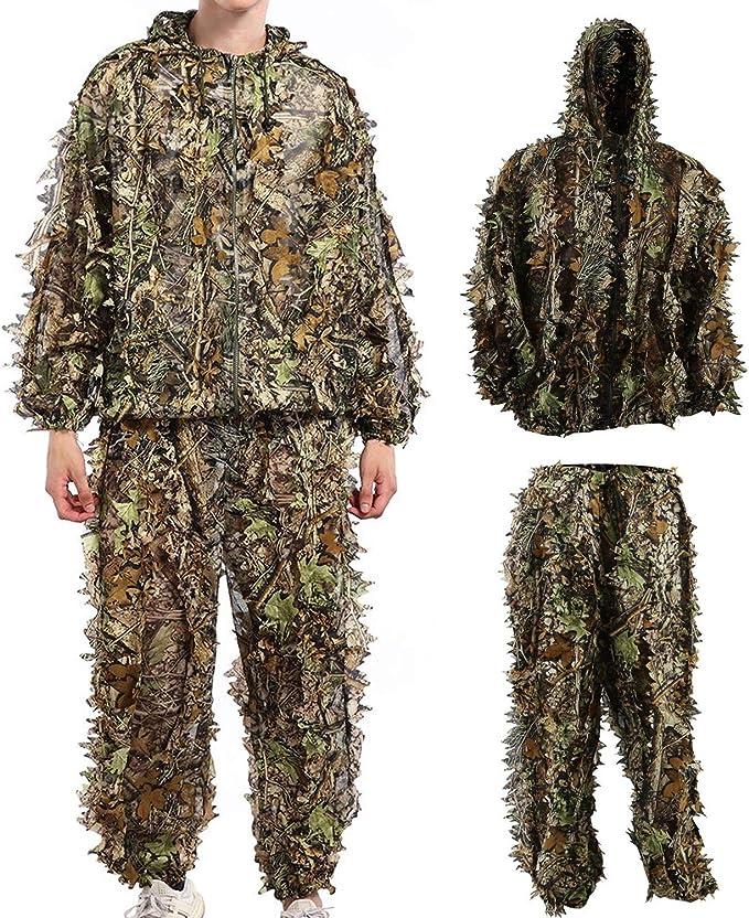 Amazon.com: Disfraz de camuflaje para caza de francotirador ...