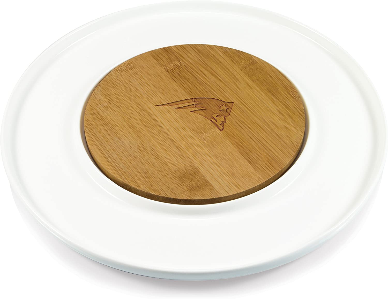 PICNIC TIME NFL Homegating Island Serving Tray/Cutting Board Set