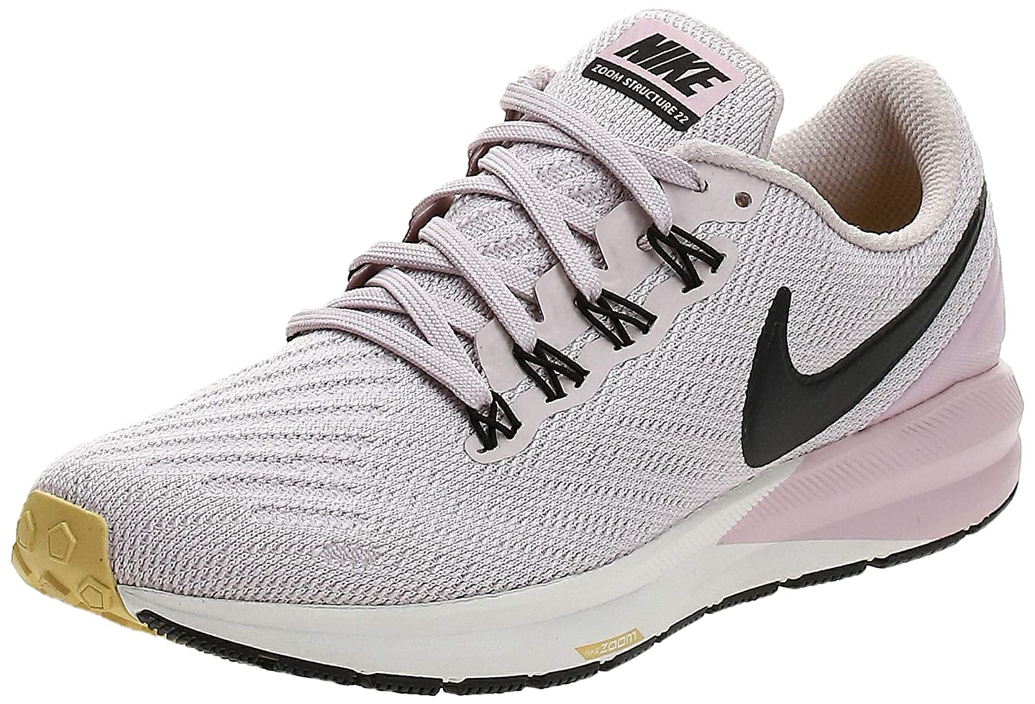 Frente inventar Alegre  Buy Nike Women W Air Zoom Structure 22 Running Shoes at Amazon.in
