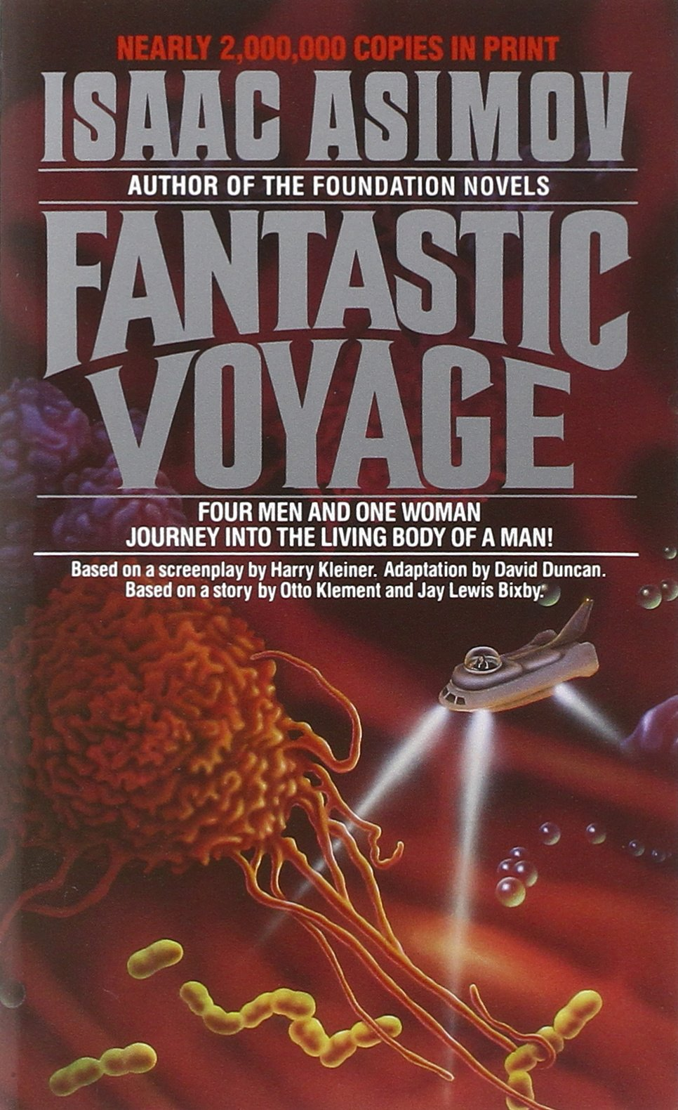 the fantastic voyage Fantastic voyage is a song by american rapper coolio it was released in  march 1994 as the  songwriter(s), norman beavers, marvin craig, brian dobbs,  artis ivey, jr, fred alexander, jr, mark adam wood, jr,  suddenly a  mysterious man with a 70's style suit, afro, and cane appears and turns the  bicycle sitting upside.