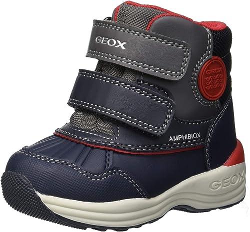 Geox Baby Jungen B New Gulp Boy B ABX A Stiefel