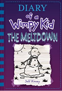 Amazon Com The Deep End Diary Of A Wimpy Kid Book 15 9781419748684 Kinney Jeff Books