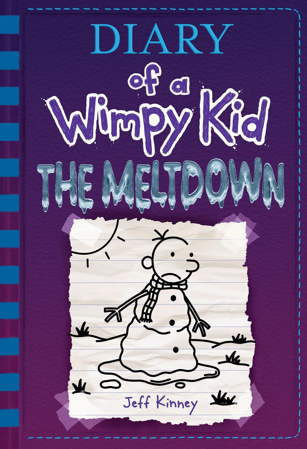 Diary Of A Wimpy Kid 13 Meltdown Jeff Kinney 9781419727436