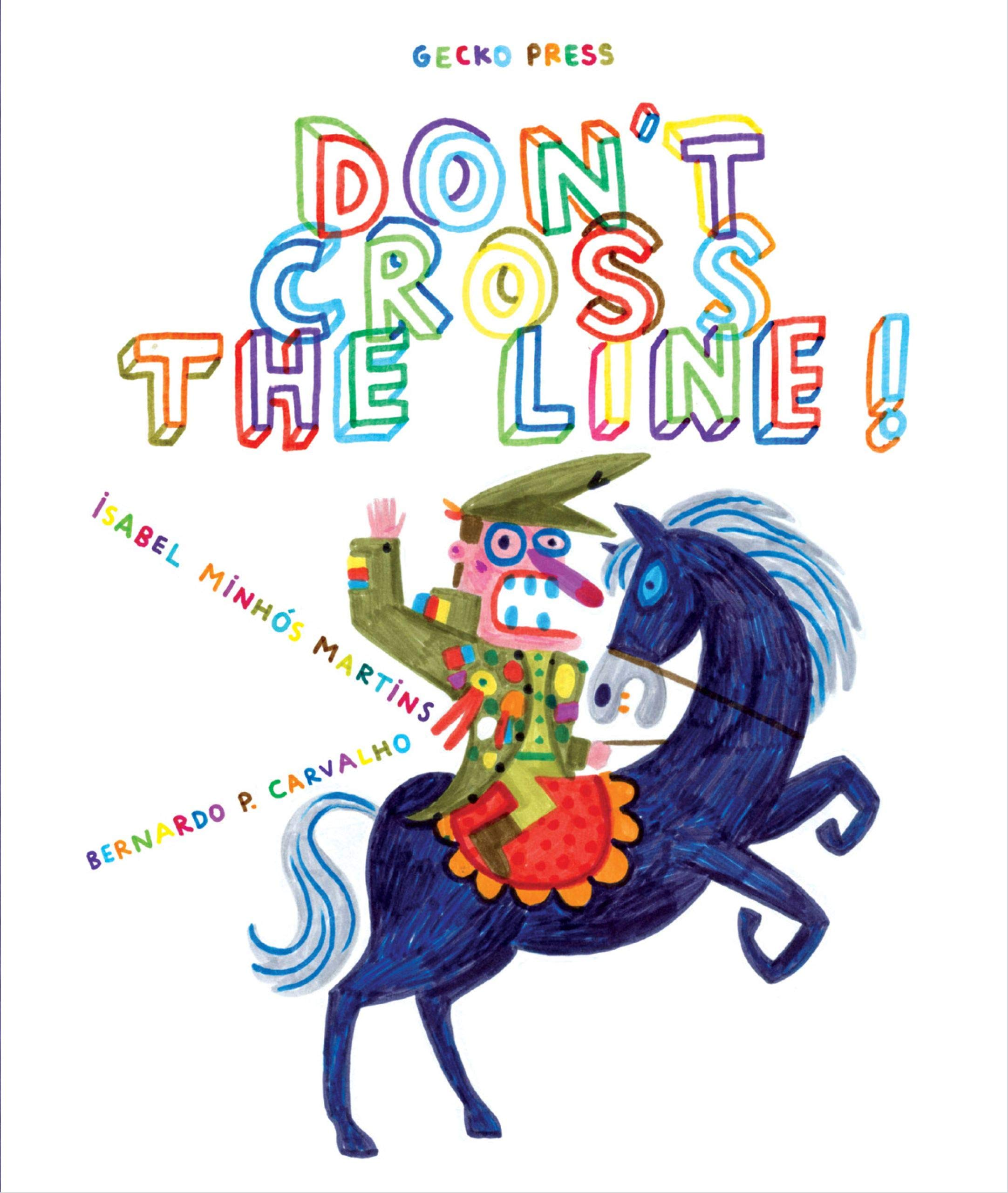 Image result for Don't Cross the Line book
