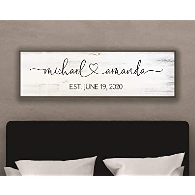 Buy Master Bedroom Wall Decor Over The Bed Marriage Signs Bedroom Signs Above Bed Wedding Gift For Couple Bridal Shower Gift Wall Decor Bedroom Online In Germany B08gjmxc86