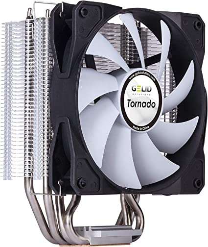 GELID SOLUTIONS Parent Cooler tran-Tor - Ventilador para PC Negro ...