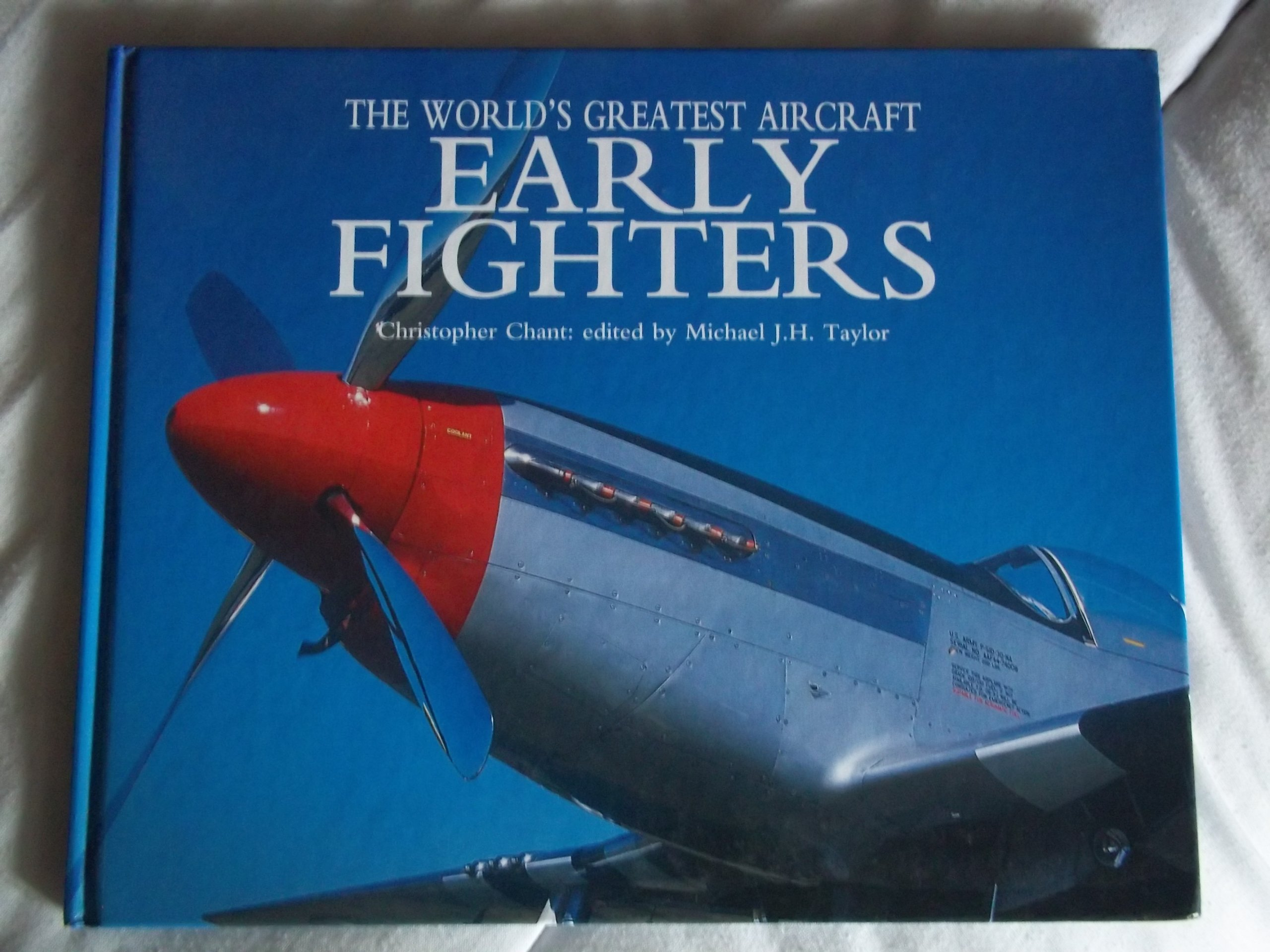 Download The Early Fighters (World's Greatest Aircraft) PDF