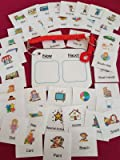 Learning Fun Resources Mini Now and Next Board with clip on chain - Autism, Special needs