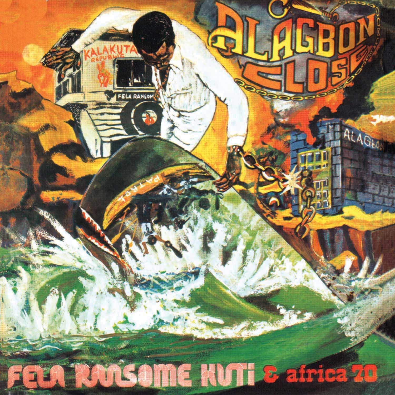 Fela Kuti Alagbon Close Why Black Man Dey Suffer Amazon Music