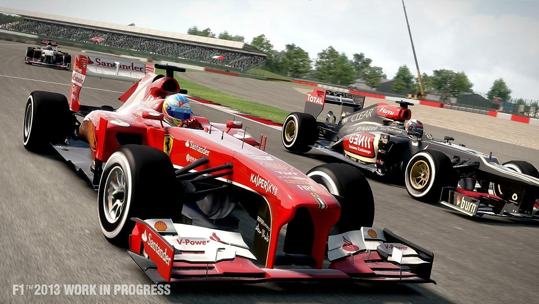 Amazon Com F1 2013 Classic Edition Ps3 Ps3 Video Games