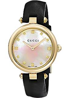 Gucci Diamantissima YA141401  Amazon.co.uk  Watches aa4ae3c6993