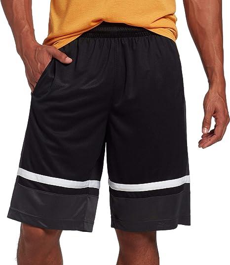 Nike Mens Dri-FIT Elite Basketball Shorts (Black/Anthracite/White ...