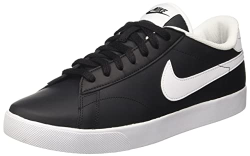 Womens Racquette 17 LTR Low-Top Sneakers, Black (Black/White-White), 7.5 UK Nike