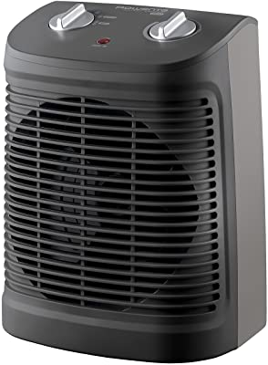 Rowenta Comfort Compact SO2320 - Calefactor, 1000 / 2000 W, función Silence, 2 velocidades
