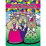 Do A Dot Art Princess Creative Activity Coloring Book