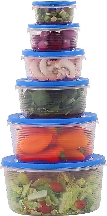 Amazoncom Milton Mixing Bowls with Lids Airtight Food Storage