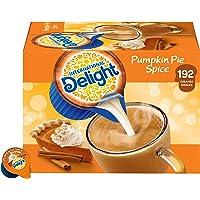 IInternational Delight Creamer Singles Pumpkin Pie Seasonal Only, 192 Serving