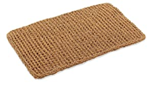 Kempf Rectangle Dragon Coco Coir Doormat, 22-inch by 36-inch